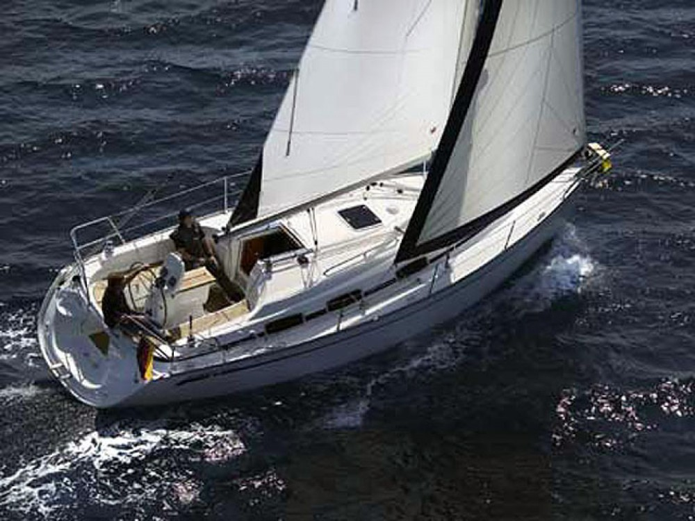 Location Voilier à Krk - Bavaria Cruiser 30