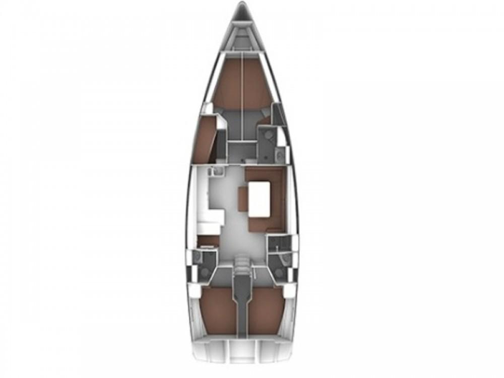 Louez un Bavaria Cruiser 51 à Krk