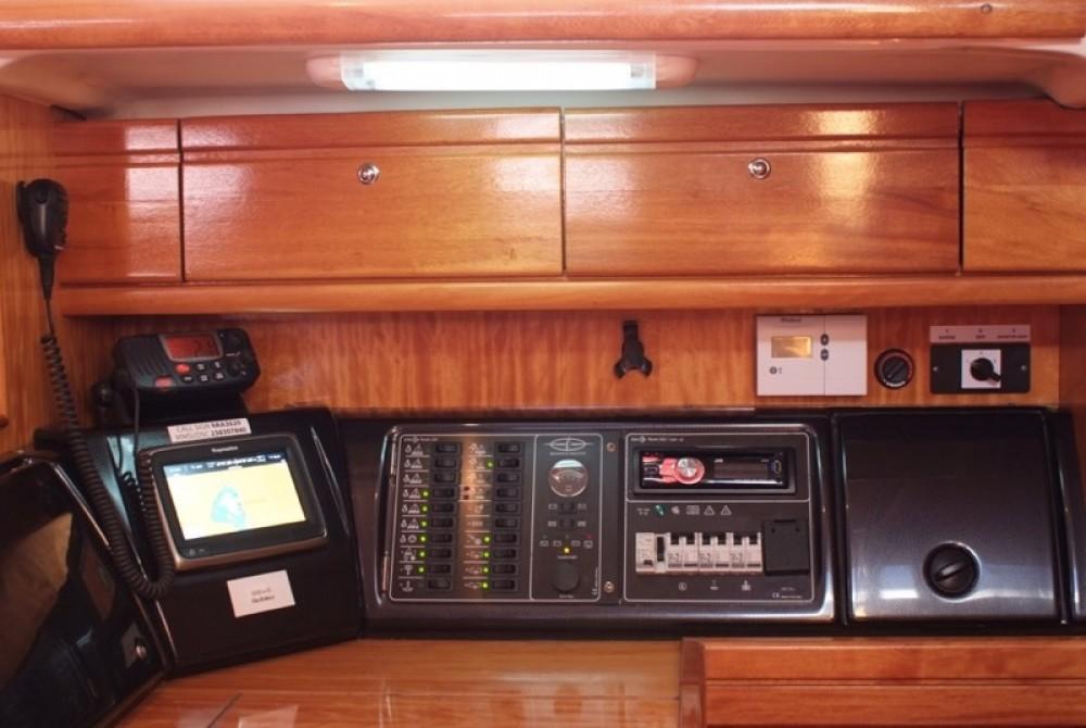 Bavaria Cruiser 46 entre particuliers et professionnel à Krk