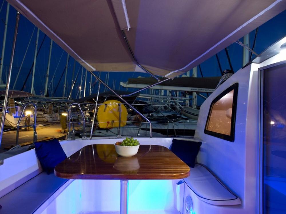 Rental Catamaran in Krk - Fountaine Pajot Athena 38 (4+2 cab)