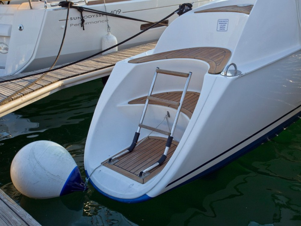 Catamaran for rent Krk at the best price