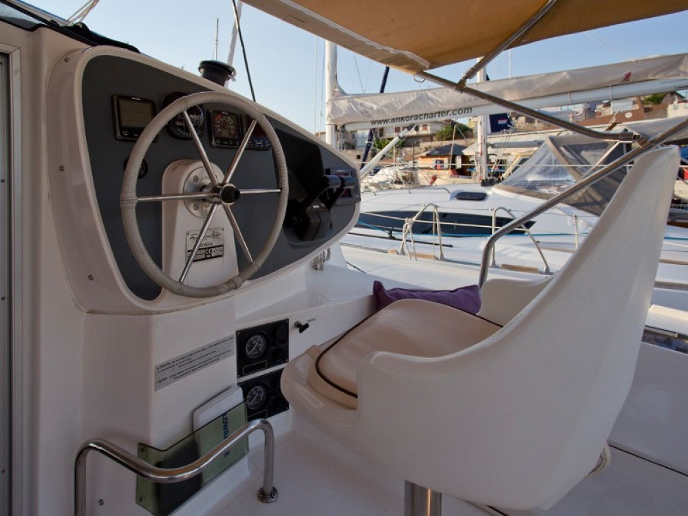 Rental yacht Krk - Fountaine Pajot Athena 38 on SamBoat