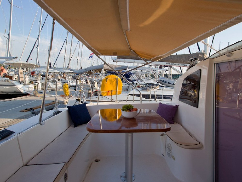 Boat rental Krk cheap Athena 38