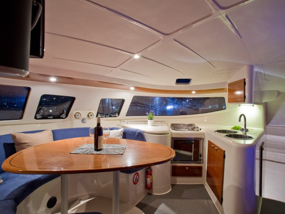 Fountaine Pajot Athena 38 between personal and professional Krk