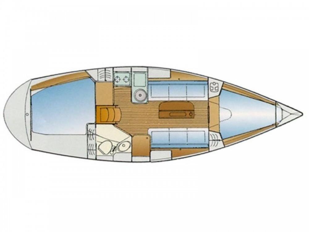 Bavaria Bavaria 33 Cruiser entre particuliers et professionnel à Krk