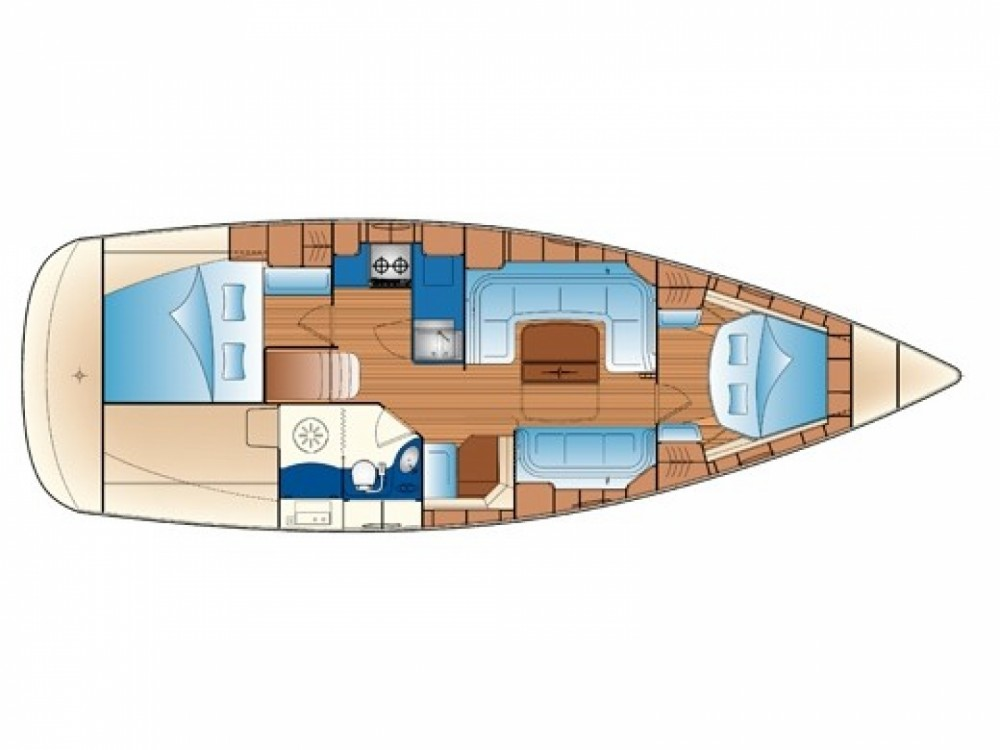 Location bateau Krk pas cher Bavaria 33 Cruiser