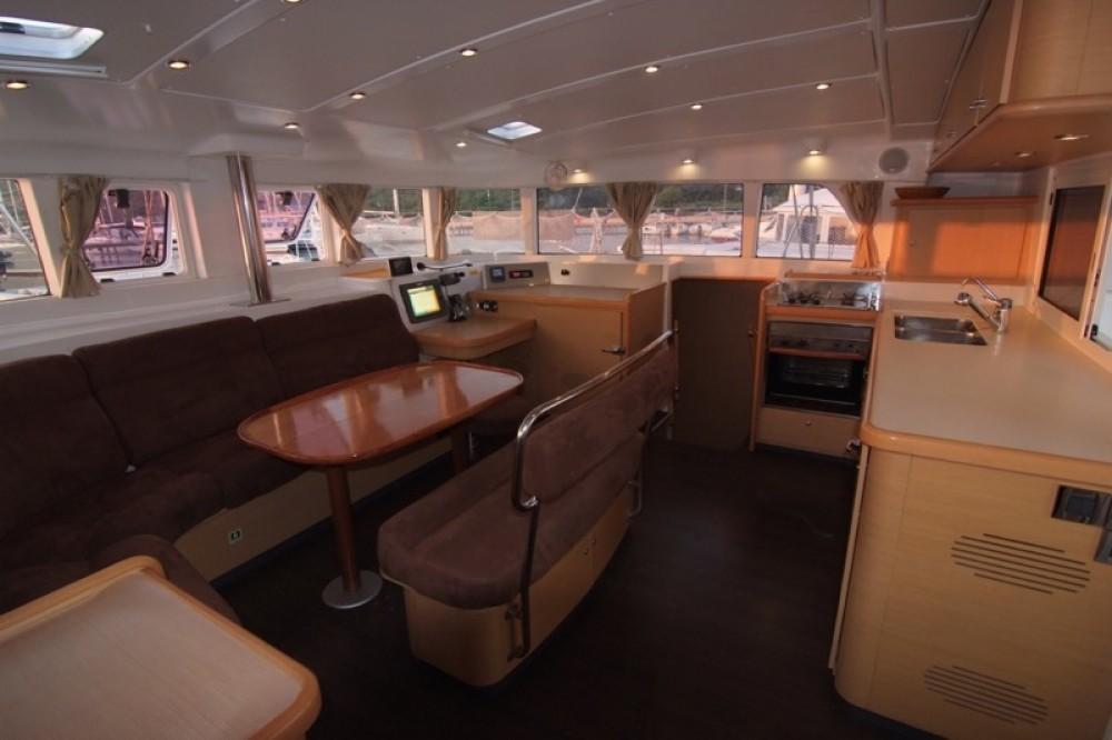 Rental yacht Krk - Lagoon Lagoon 440 on SamBoat