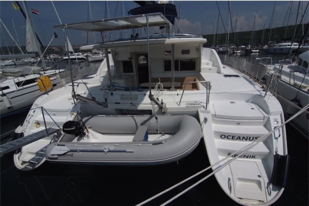 Rental Catamaran in Krk - Lagoon Lagoon 440