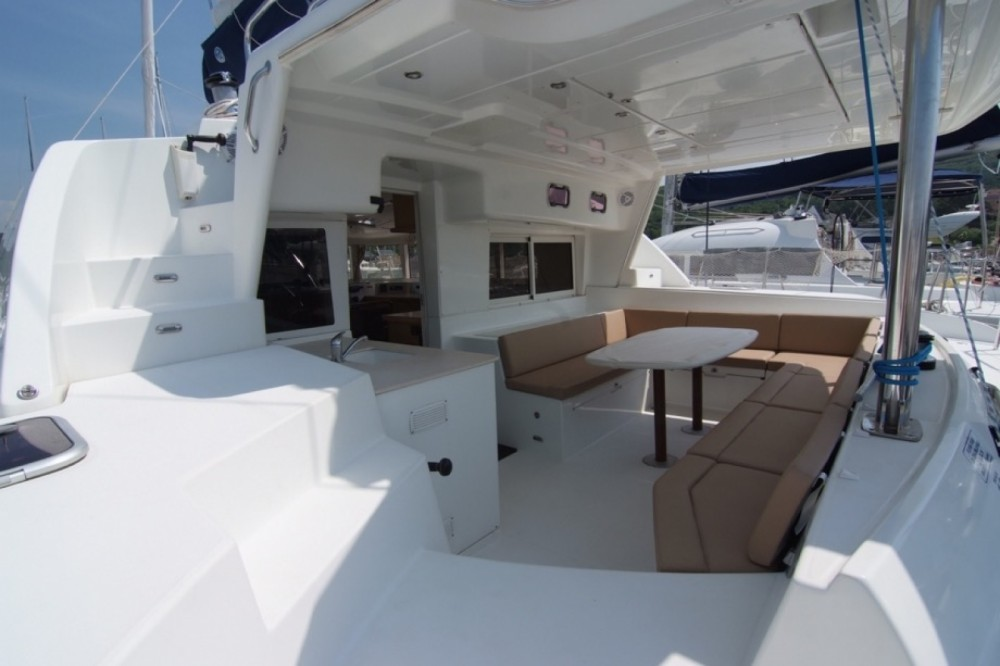 Location Catamaran à Krk - Lagoon Lagoon 440