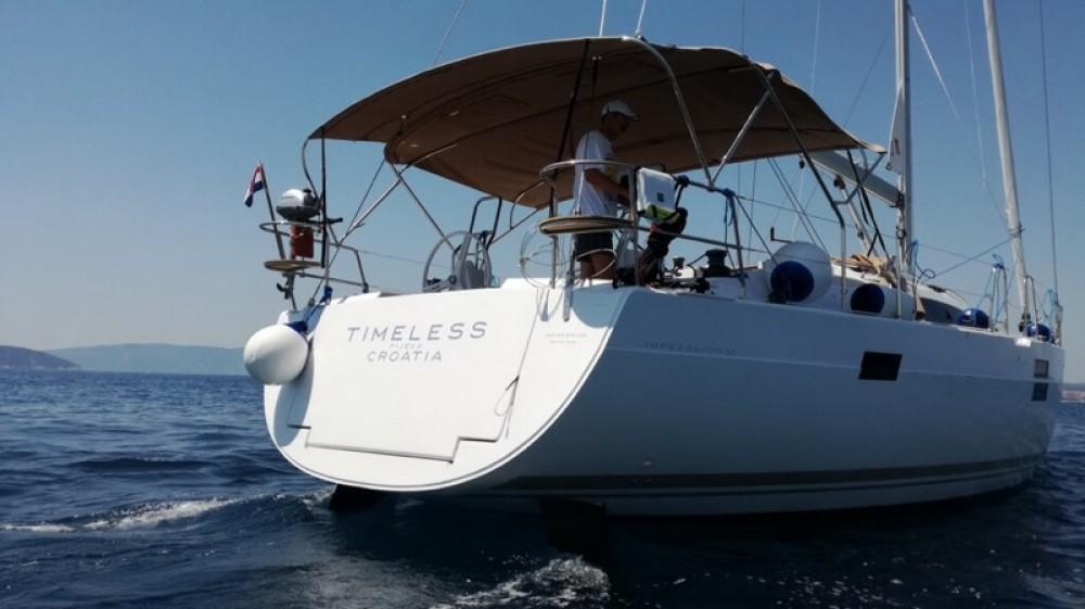 Location bateau Krk pas cher Elan 50 Impression