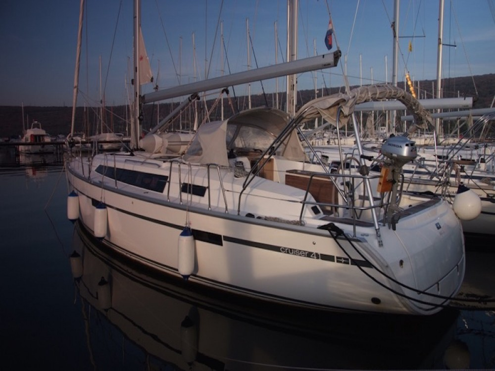 Location yacht à Krk - Bavaria Cruiser 41 sur SamBoat