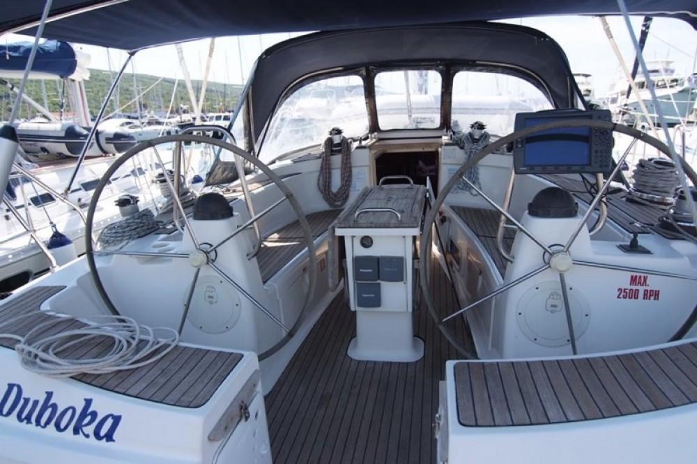 Location bateau Krk pas cher Bavaria 49