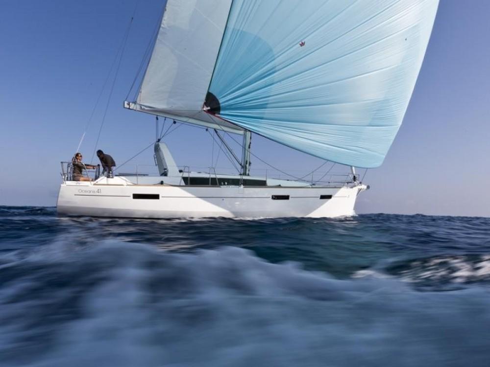 Louez un Bénéteau Oceanis 41 à Palma de Majorque