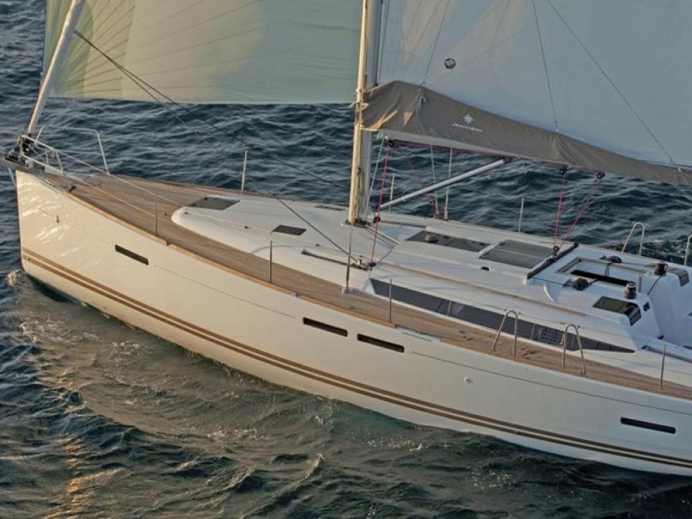 Jeanneau Sun Odyssey 439 entre particuliers et professionnel à Palma de Majorque