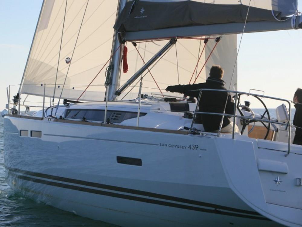 Location Voilier à Palma de Majorque - Jeanneau Sun Odyssey 439