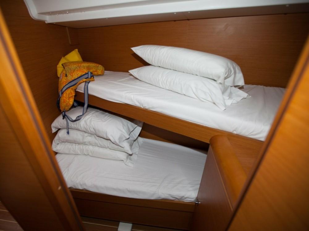 Location bateau Palma de Majorque pas cher Sun Odyssey 439