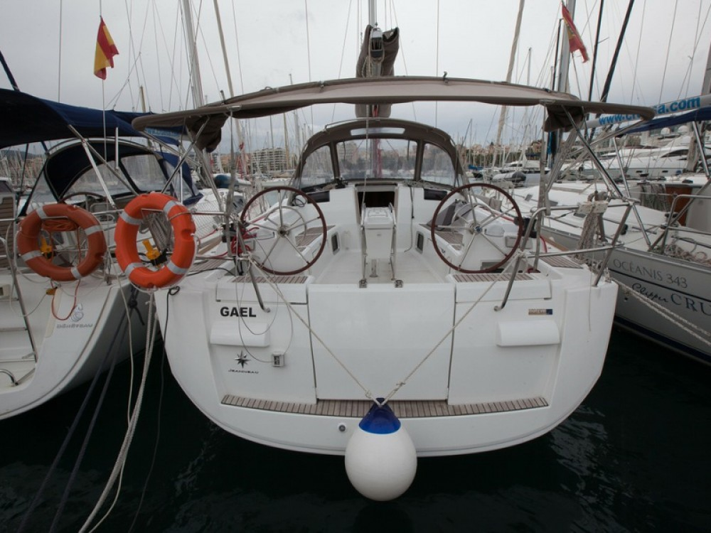 Louez un Jeanneau Sun Odyssey 439 à Palma de Majorque