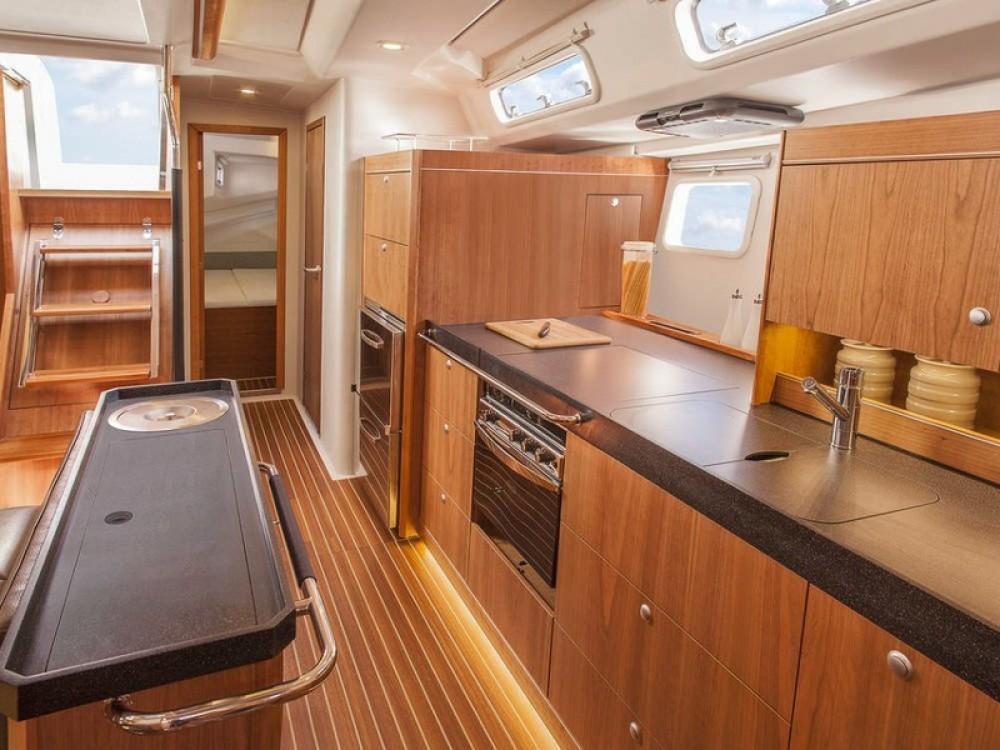 Location yacht à Palma de Majorque - Hanse Hanse 505 sur SamBoat