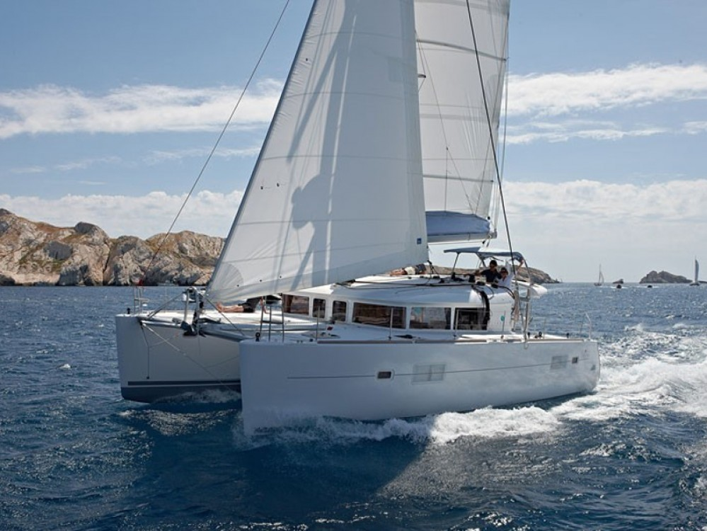 Location bateau Palma de Majorque pas cher Lagoon 400 S2