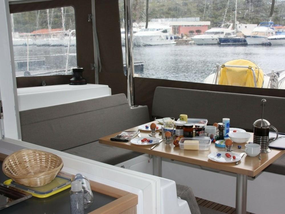 Catamaran à louer à Palma de Majorque au meilleur prix