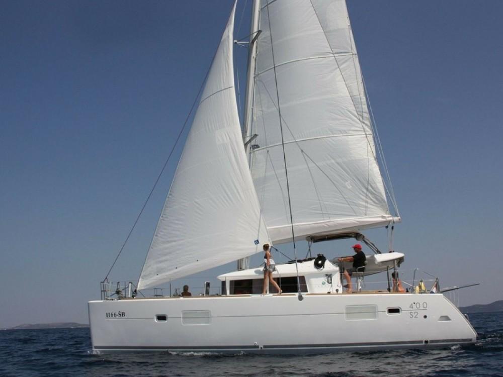 Louez un Lagoon Lagoon 400 S2 à Palma de Majorque
