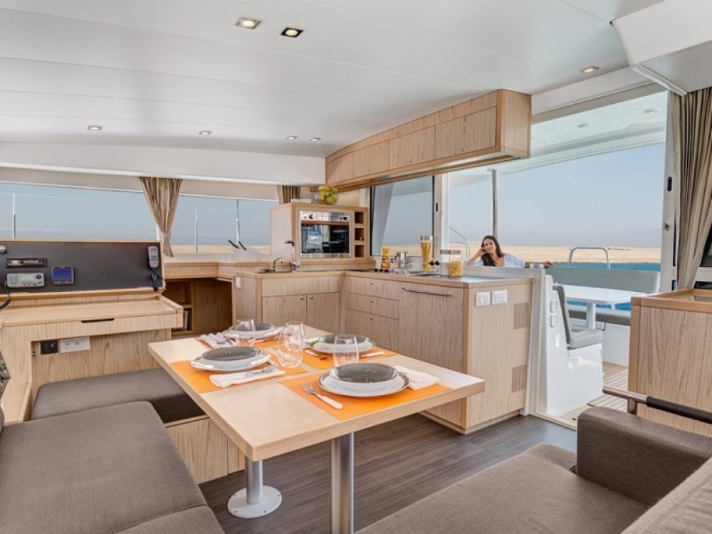 Location Catamaran à Palma de Majorque - Lagoon Lagoon 400 S2