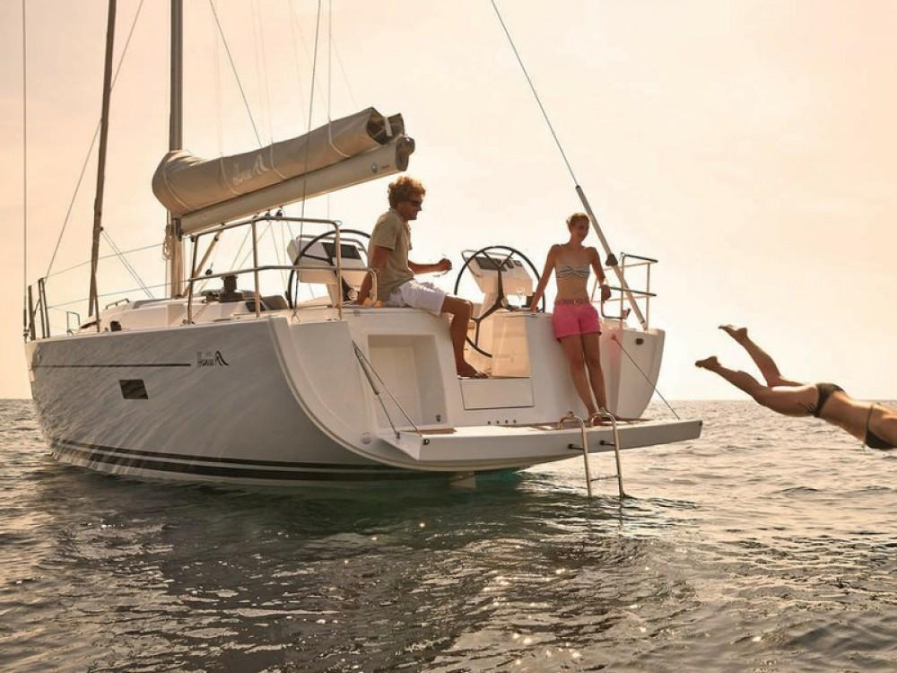 Location bateau Hanse Hanse 455 à Palma de Majorque sur Samboat