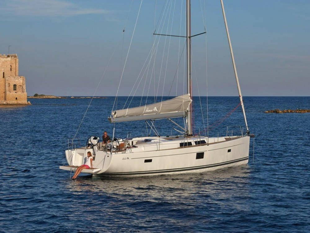 Location Voilier à Palma de Majorque - Hanse Hanse 455