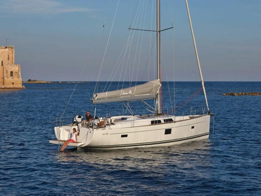 Location yacht à Palma de Majorque - Hanse Hanse 455 sur SamBoat