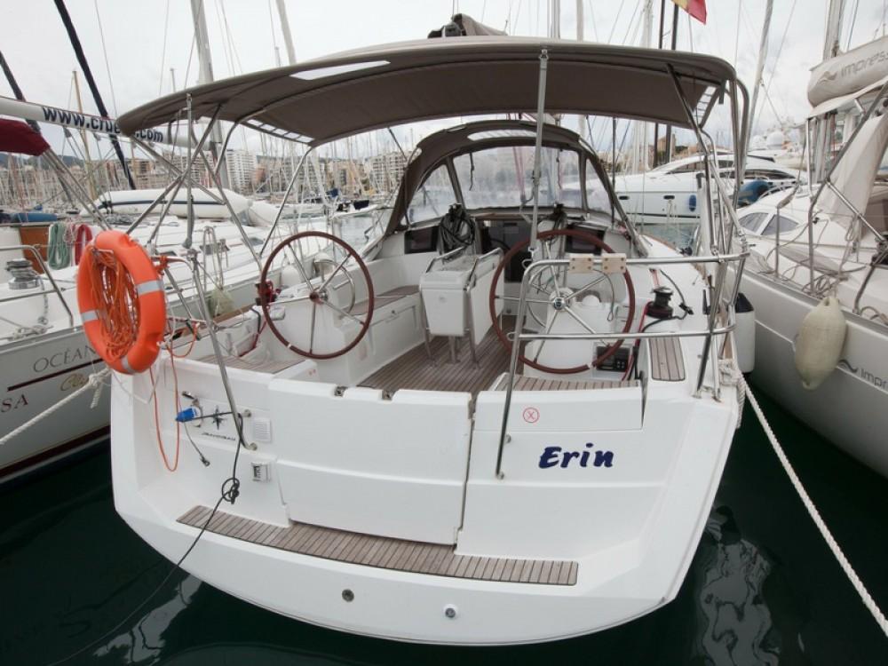 Jeanneau Sun Odyssey 379 entre particuliers et professionnel à Palma de Majorque