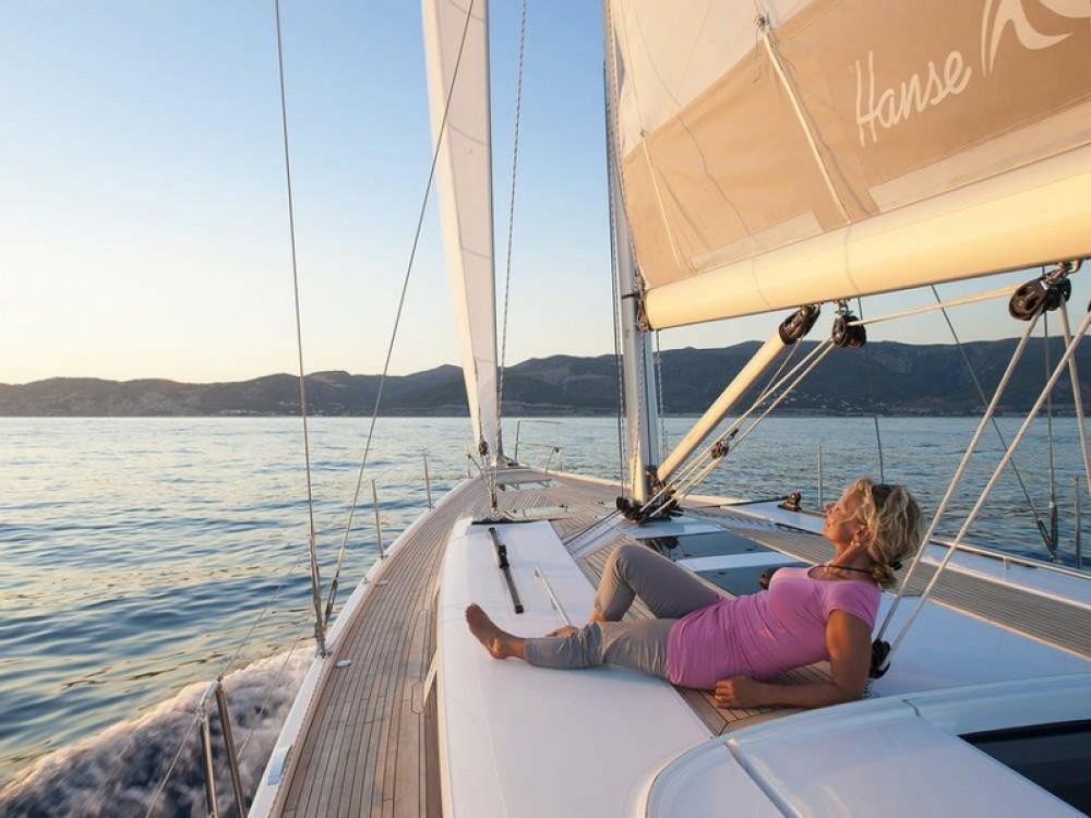 Louez un Hanse Hanse 505 à Palma de Majorque