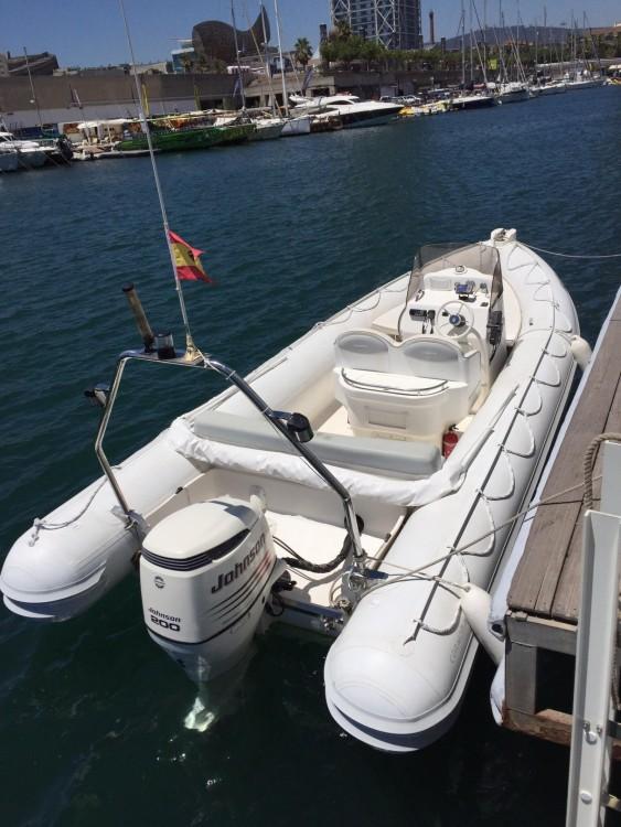 Rental yacht Sant Andreu de Llavaneres - Duarry Cormoran 730 Sport on SamBoat