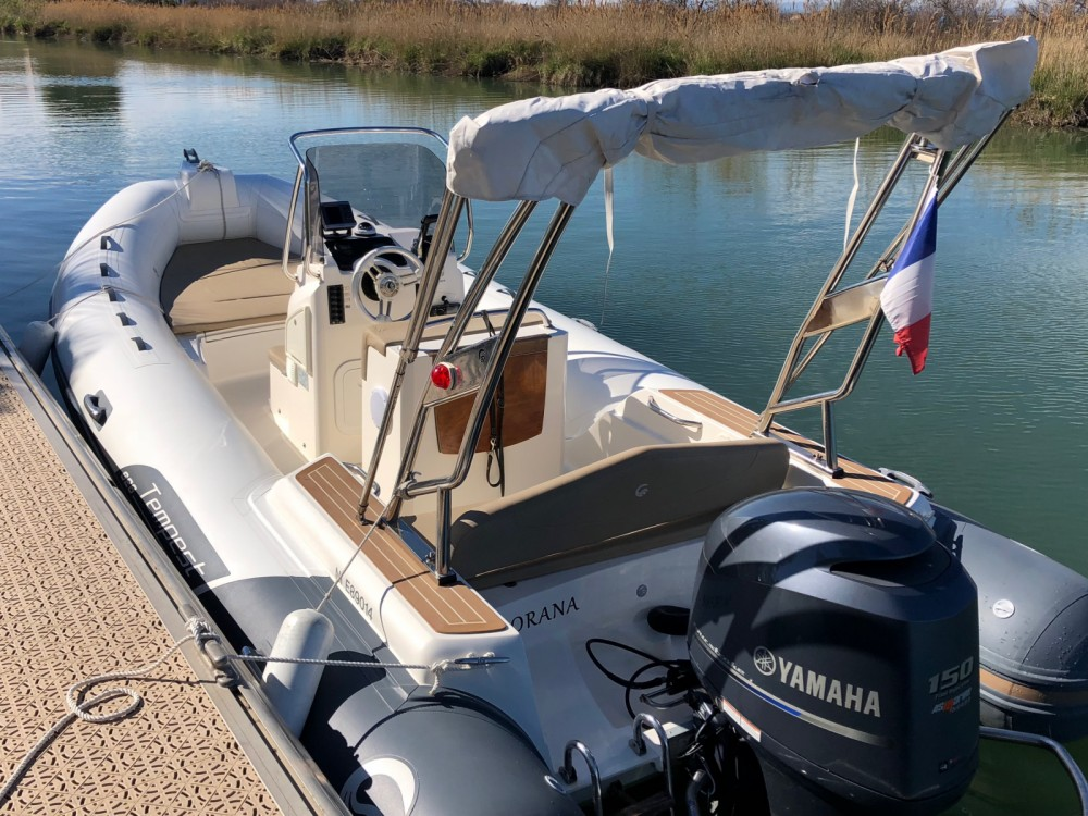 Rental yacht Palavas-les-Flots - Capelli Tempest 626 on SamBoat
