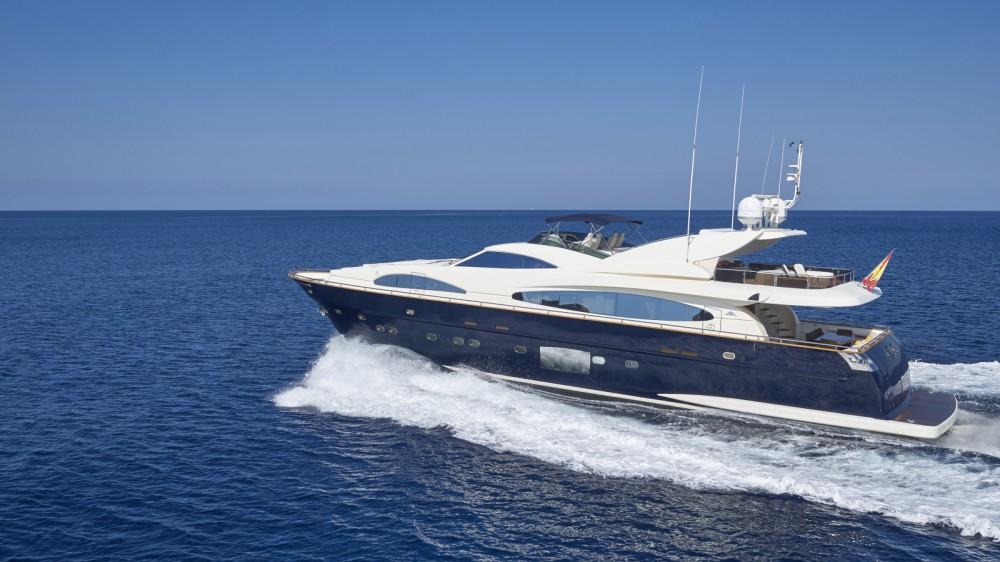 Louer Yacht avec ou sans skipper Astondoa à Ibiza