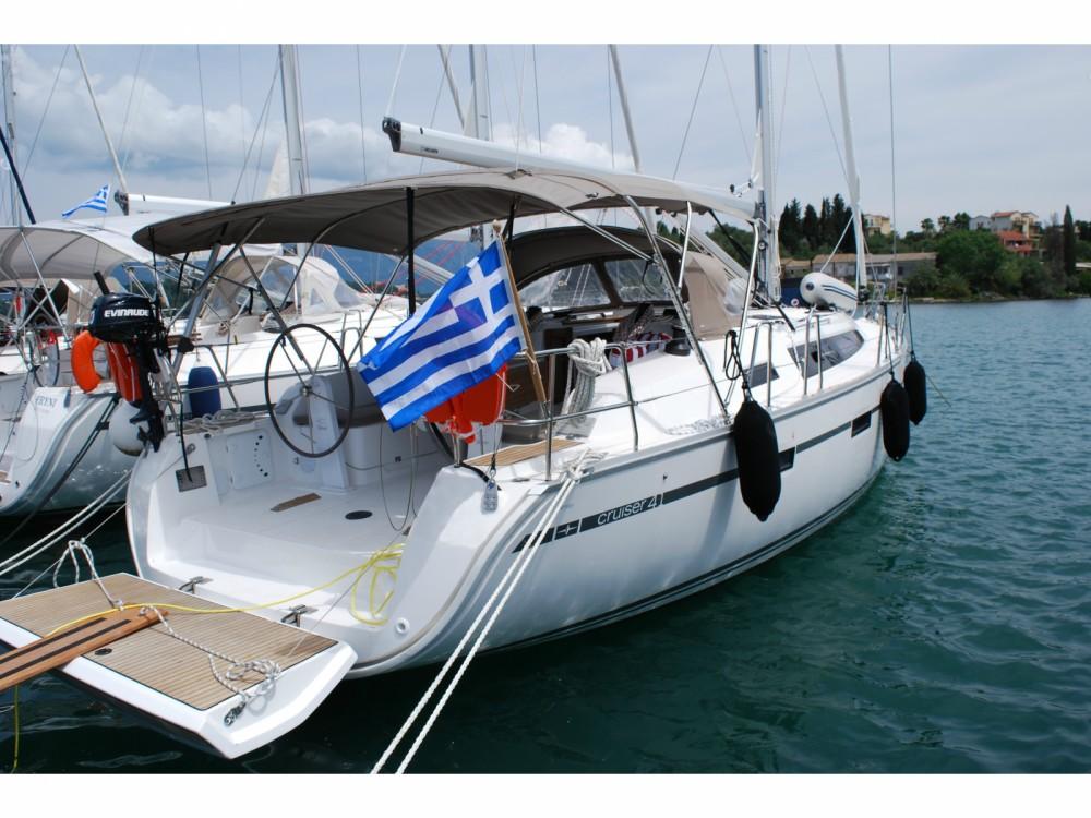 Location bateau Rhodes pas cher Cruiser 41