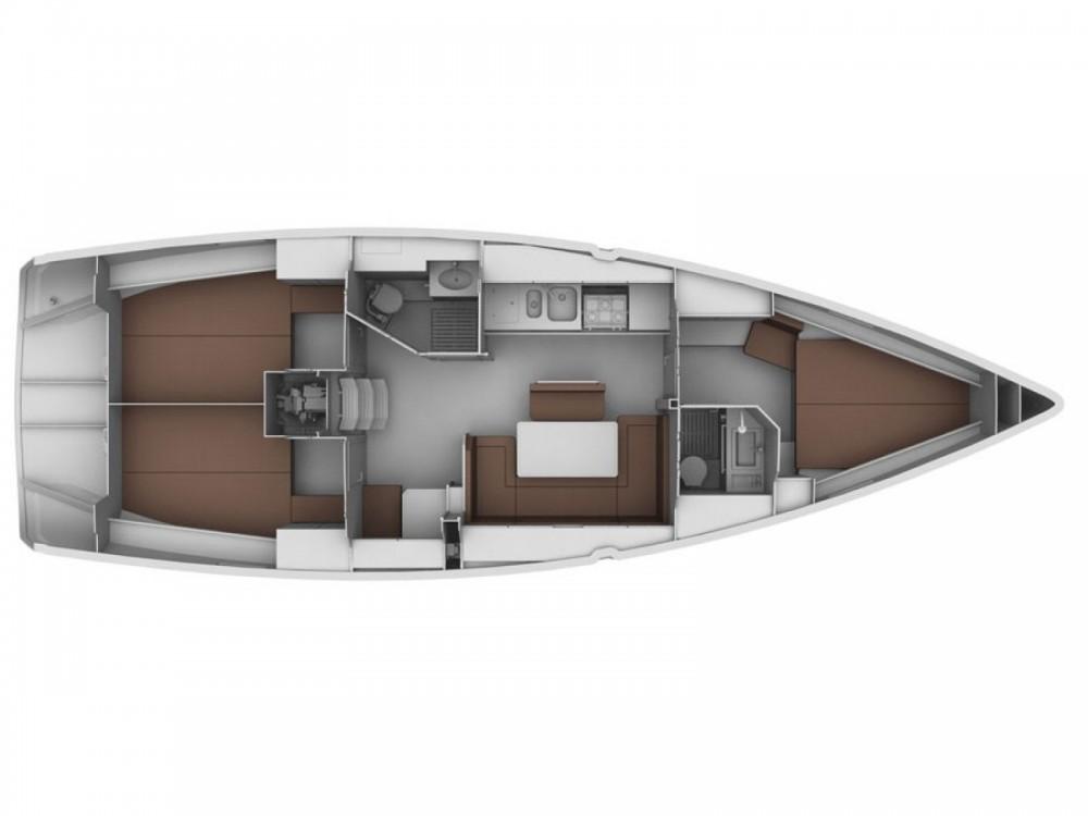 Bavaria Bavaria Cruiser 40 entre particuliers et professionnel à Muğla