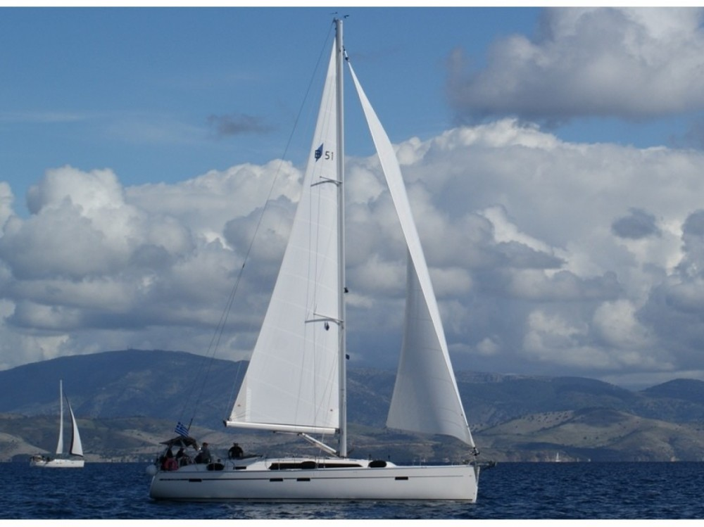 Location bateau Bavaria Cruiser 51 à Cos sur Samboat