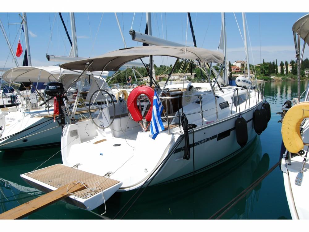 Location Voilier à Sami - Bavaria Cruiser 37