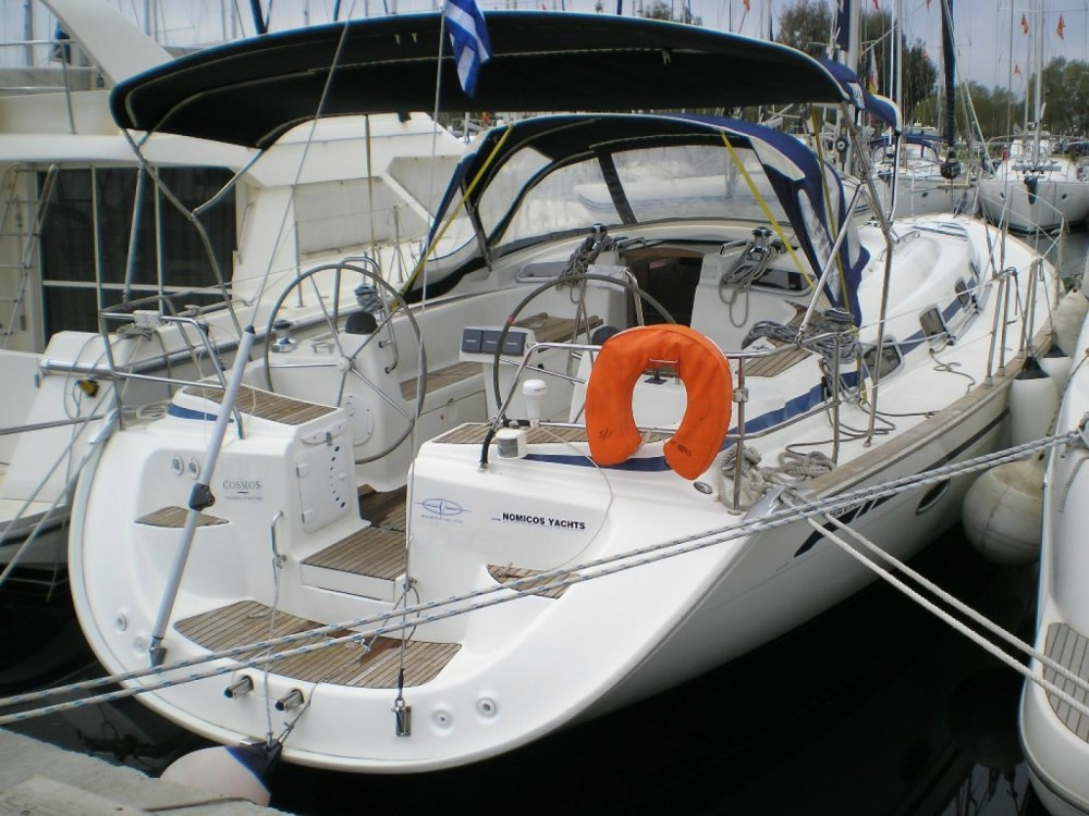 Location bateau Marina de Alimos pas cher Bavaria 50 Cruiser