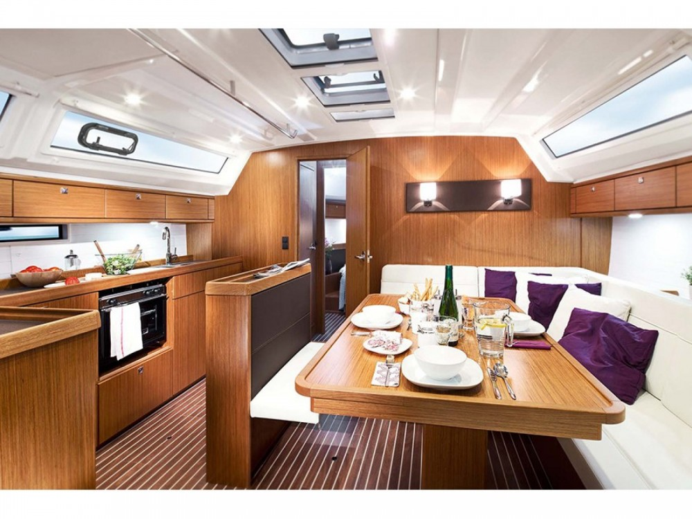 Location Voilier à Laurion - Bavaria Bavaria Cruiser 46