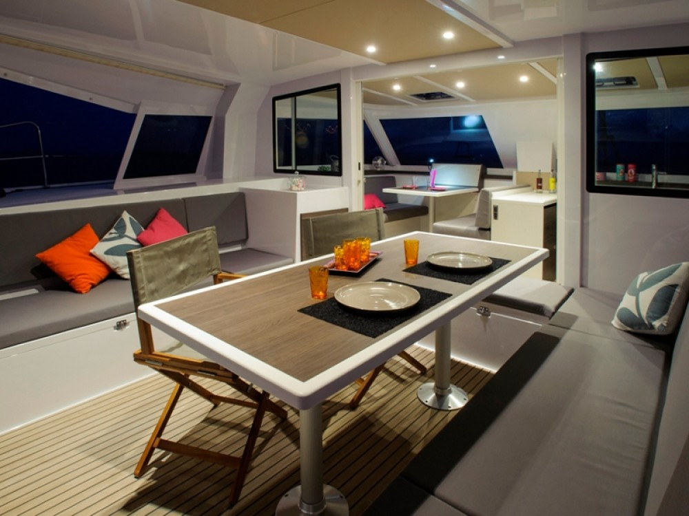 Louer Catamaran avec ou sans skipper Nautitech à Rhodes