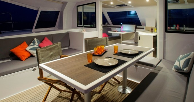 Catamaran à louer à Rhodes au meilleur prix