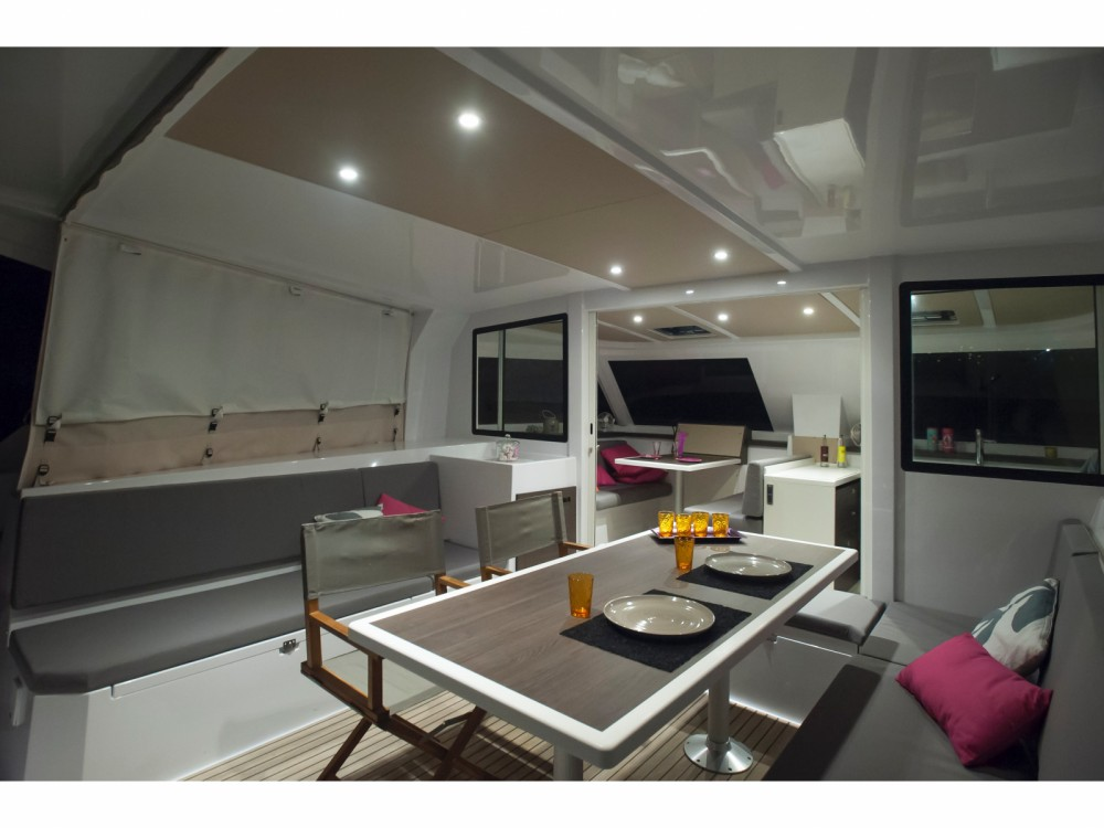 Location Catamaran à Rhodes - Nautitech Open 40