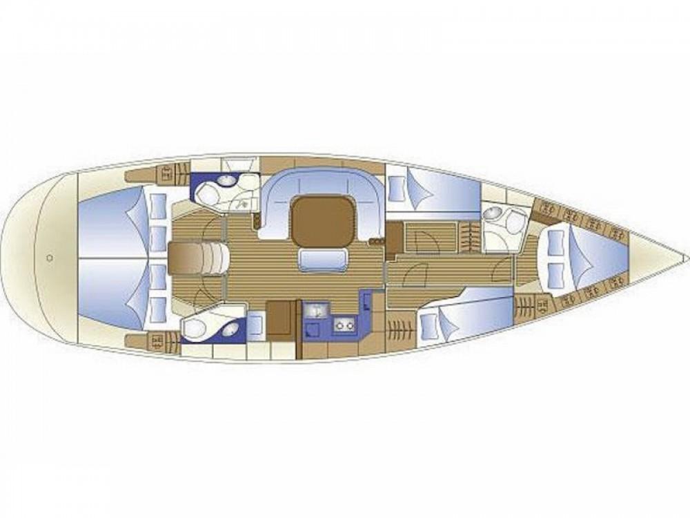 Location yacht à Μαρίνα Αλίμου - Bavaria Bavaria 49 sur SamBoat