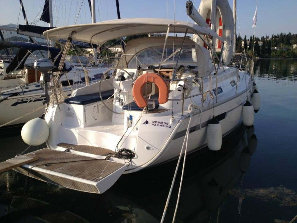 Location bateau Marina Gouvia pas cher Bavaria Cruiser 36