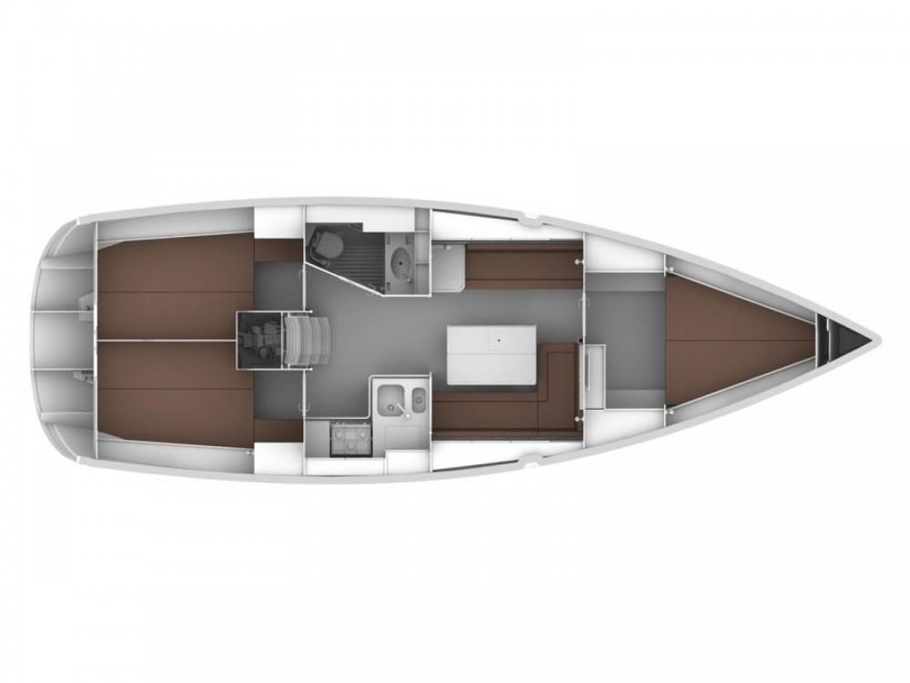 Location yacht à Marina Gouvia - Bavaria Bavaria Cruiser 36  sur SamBoat