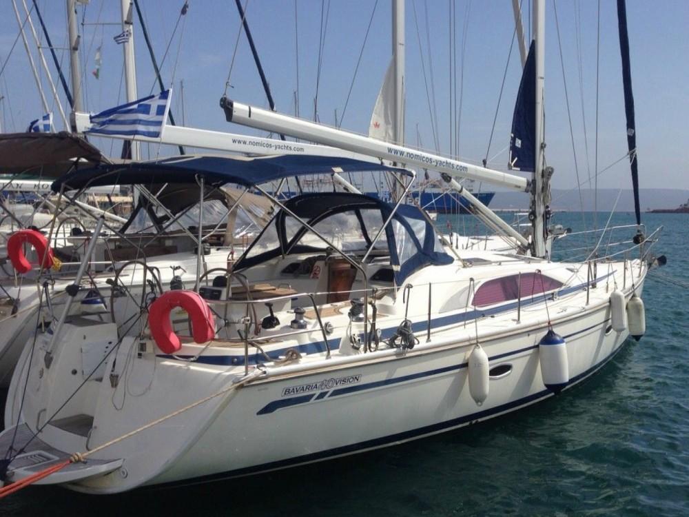 Location yacht à Laurion - Bavaria Bavaria 40 Vision sur SamBoat