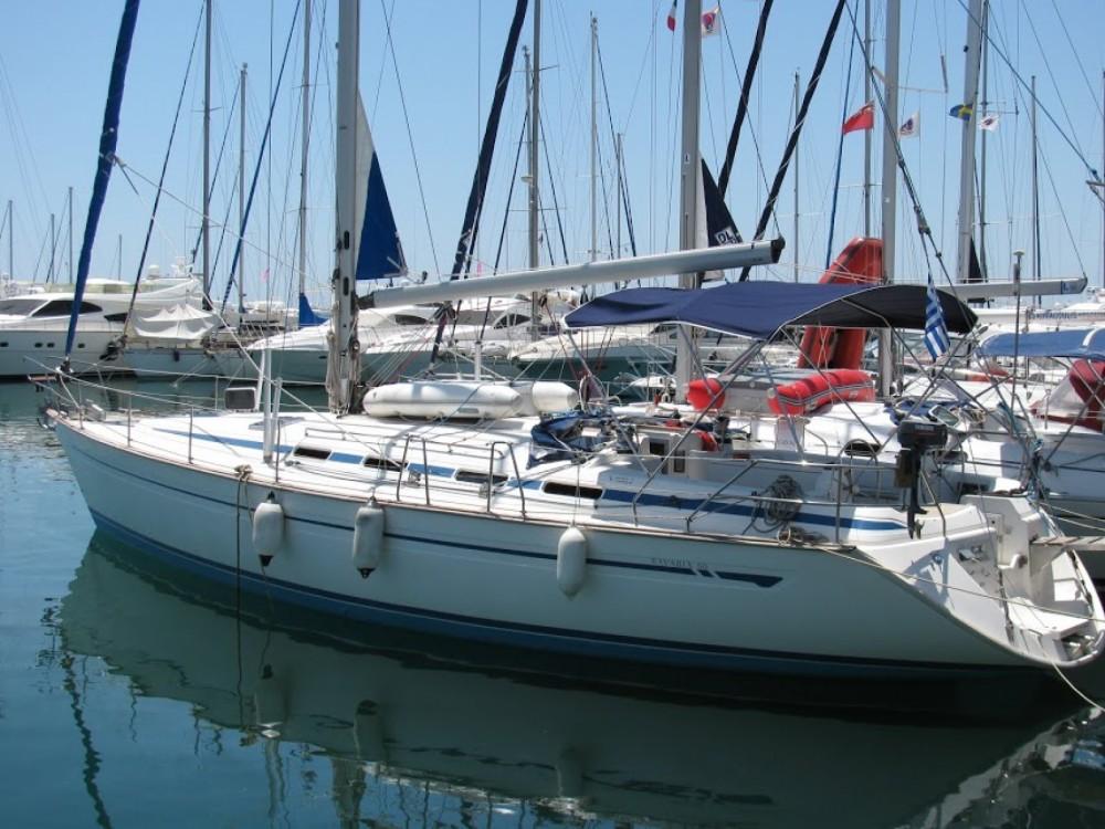Location bateau Marina de Alimos pas cher Bavaria 50
