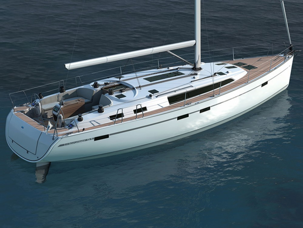 Louez un Bavaria Bavaria Cruiser 46 à Marina Gouvia