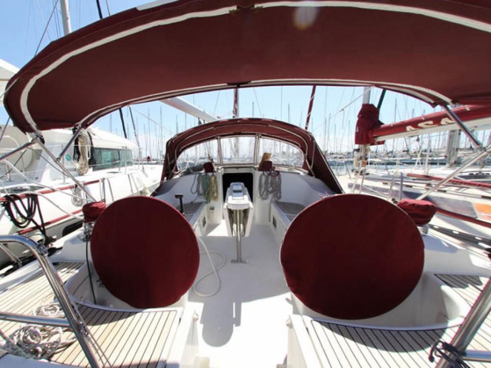 Location bateau Bénéteau Oceanis 473 à Marina de Alimos sur Samboat